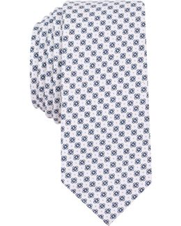 Men's Broome Neat Slim Tie