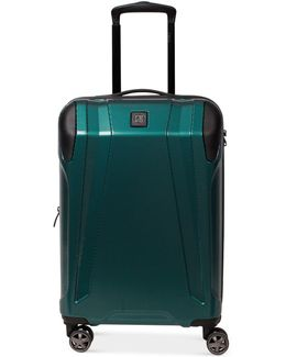 "Apex 21"" Expandable Hardside Spinner Suitcase"