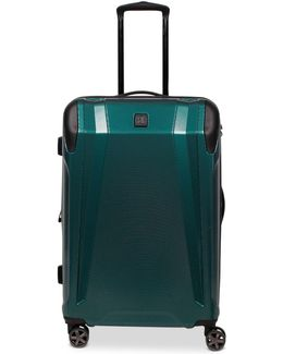 "Apex 25"" Expandable Hardside Spinner Suitcase"