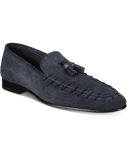 Men's Soft Suede Loafers