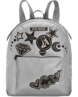 Trudy Backpack With Blackout Patches