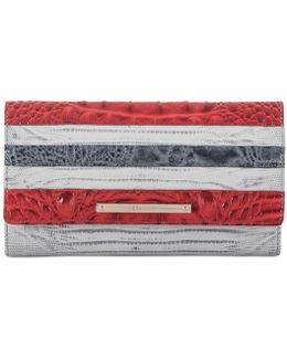 Bluestone Habanera Soft Checkbook Wallet