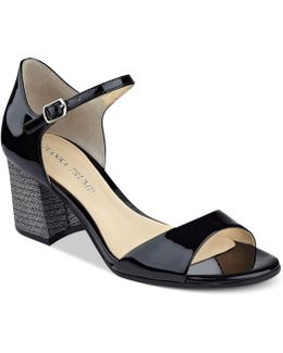 Easta Block-heel Sandals