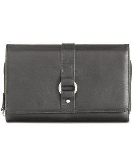 Ring Mini Crossbody Wallet