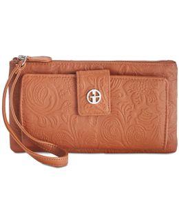 Tooled Grab & Go Wallet Wristlet