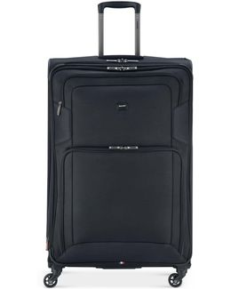 "Opti-max 28"" Expandable Spinner Suitcase"