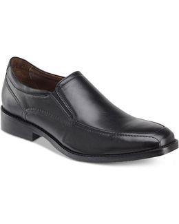 Men's Bartlett Moc-toe Venetian Loafers
