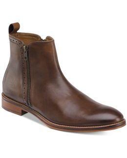 Men's Conrad Double Zip Boots