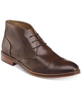 Men's Conrad Cap-toe Chukka Boots