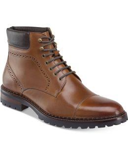 Men's Jennings Cap-toe Boots