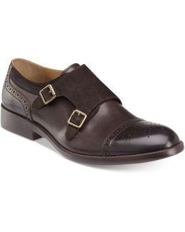 Men's Fletcher Double Buckle Slip-on Loafers
