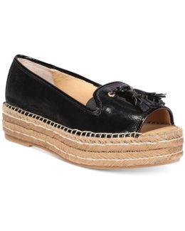 Parke Platform Sandals