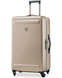 "Etherius Metallic 29"" Expandable Hardside Spinner Suitcase"