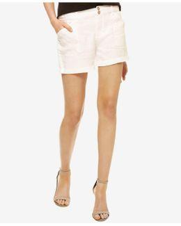 The Weekender Linen Shorts