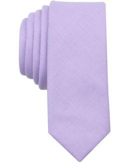 Men's Aura Solid Skinny Tie