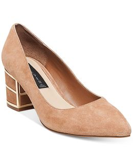 Women's Buena Pointed-toe Pumps