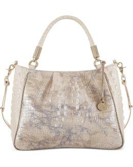Ruby Topaz Alma Medium Handbag