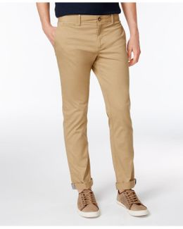 Men's P55 Slim-fit Stretch Chinos