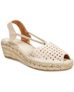 Corrine Wedge Sandals