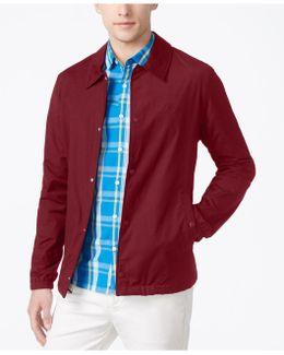 Men's Snap-front Jacket