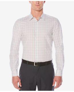 Men's Check-print Shirt