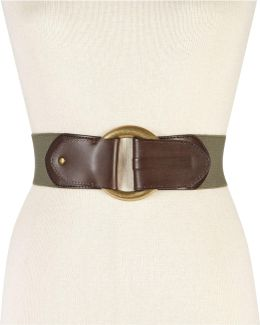 Hook Front Stretch Belt