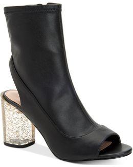 Desire Block-heel Booties