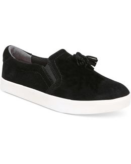 Madi Tassel Sneakers