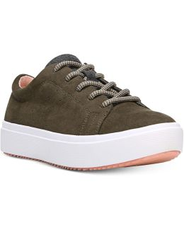 Wander Lace-up Sneakers