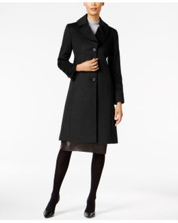 Notch-collar Walker Coat