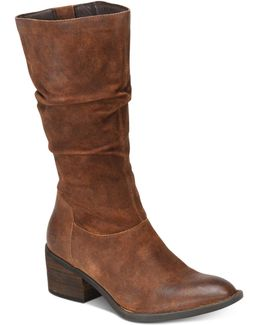Peavy Boots
