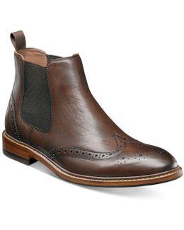 Men's Streets Wingtip Gore Boots