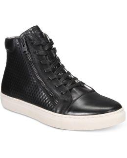 Men's Fashion High-top Sneakers