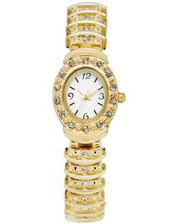 Gold-tone Bracelet Watch 28mm