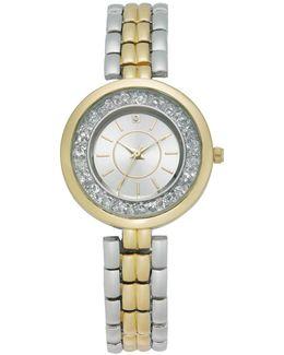Women's Two-tone Bracelet Watch 31mm