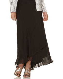 Skirt, Long Ruffled