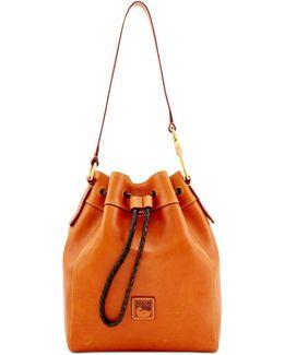 Florentine Hattie Medium Drawstring Bag