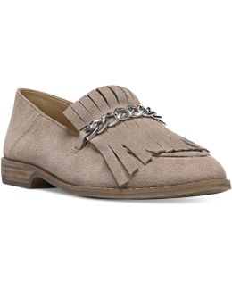 Augustine Suede Loafers