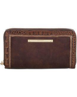 Suri Brown Wallet