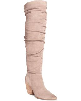 Noelle Over-the-knee Slouch Boots