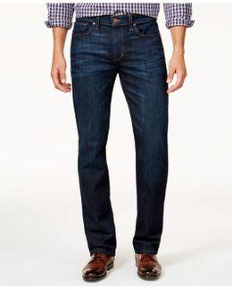 Men's Hemsley Straight-leg Jeans