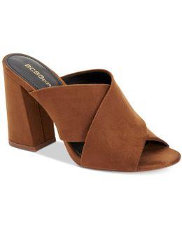 Rachel Cross-band Dress Sandals