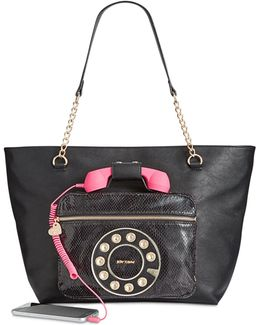 Phone Extra-large Tote