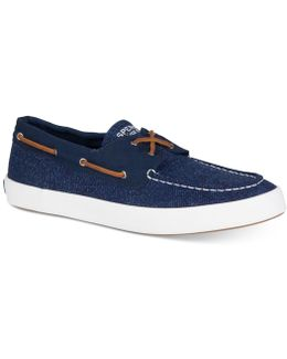 Men's Wahoo 2-eye Multi-knit Boat Shoes