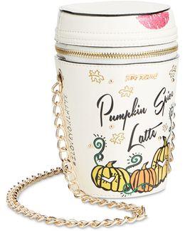 #basic Pumpkin Spice Latte Mini Crossbody