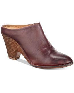 Hocking Leather Shoes