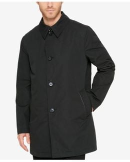 Men's Car Coat With Removable Liner