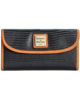Continental Clutch Wallet