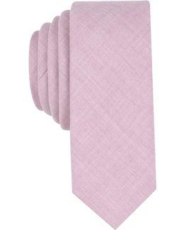Men's Verdant Solid Skinny Tie