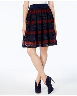 Leland Lace Skirt